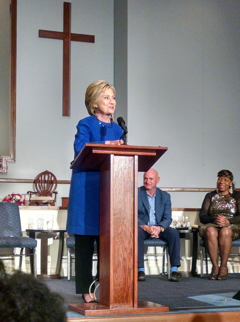 Hillary-Event